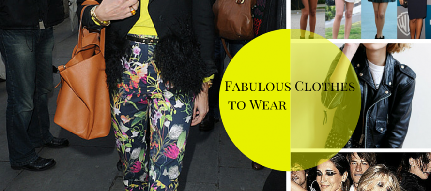 The Most Fabulous Clothes to Wear : WIN with Jack Honey