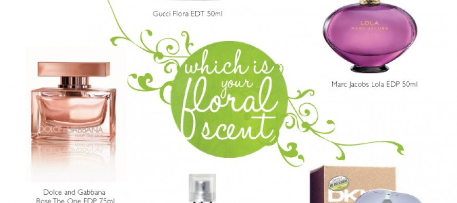 Spring Pickings, A Guide to Finding Your Signature Floral Scent.