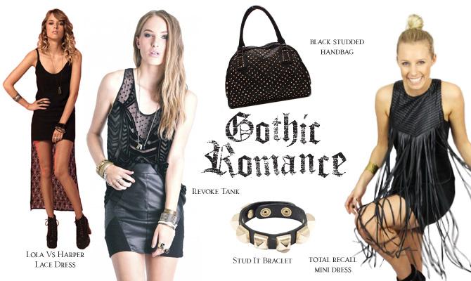 Gothic Romance - Women's Fashion