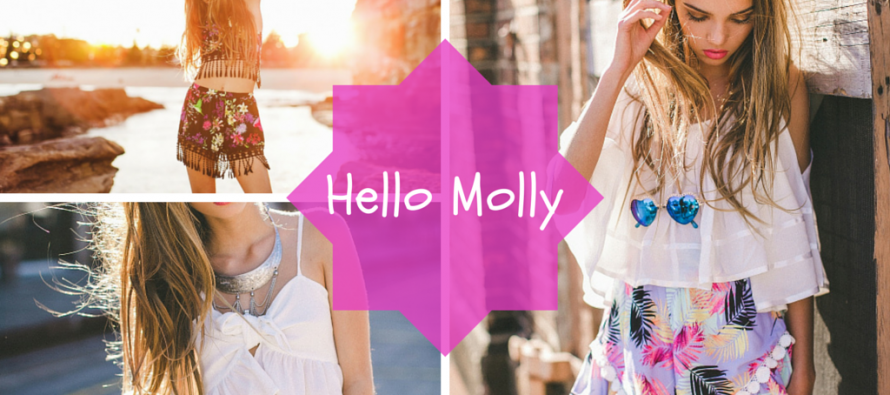 Add Hello Molly to Your Trolley
