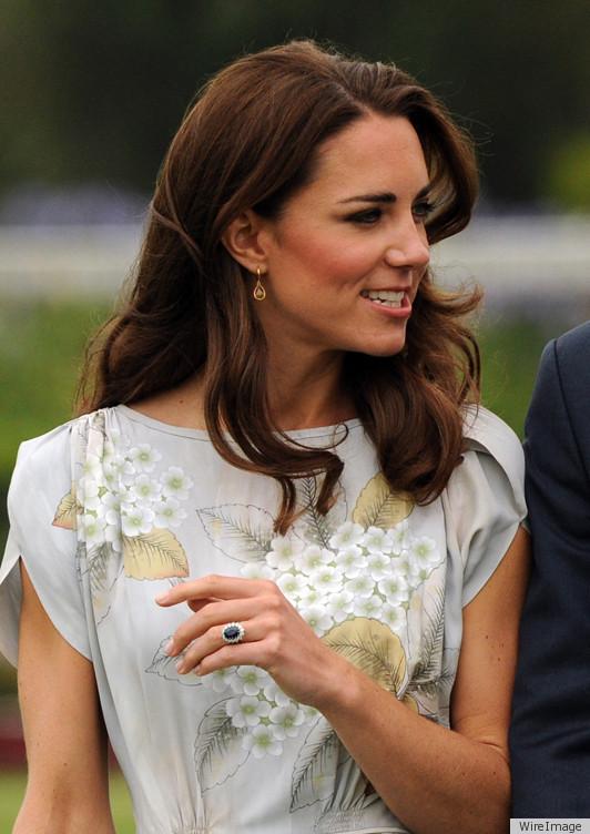 Kate Middleton courtesy of the Huffington Post