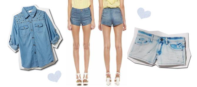Light Denim Clothing