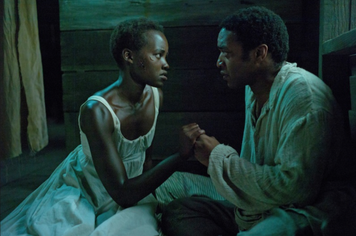 Lupito Nyong'0 and Chiwetel Ejiofor. www.thesevensees.com