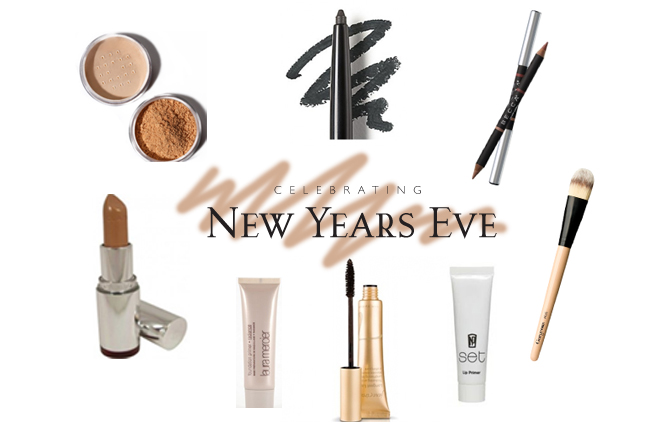 Makeup for New Years Eve 2012
