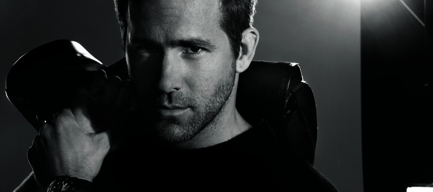 Ryan Reynolds the New Face of L'Oreal Paris