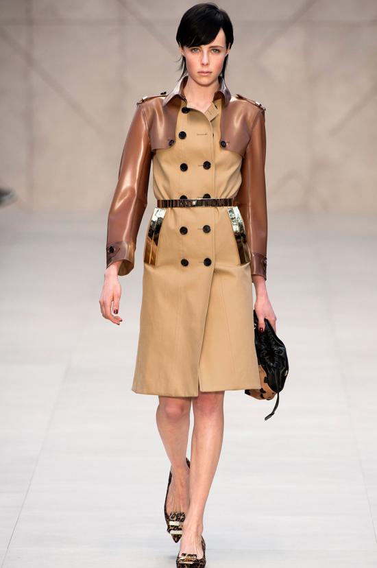 Burberry Prorsum Spring Summer 2014 Fashion Show