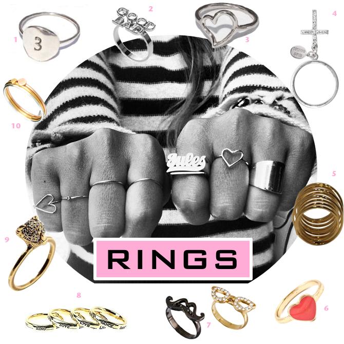 Women's Jewellery Rings