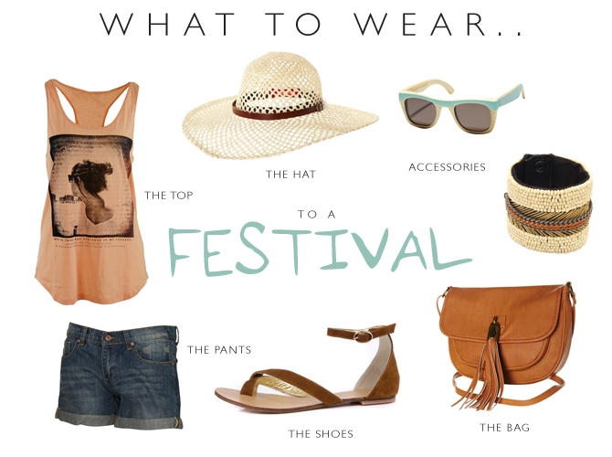 What To Wear To A Festival - Women's Clothing