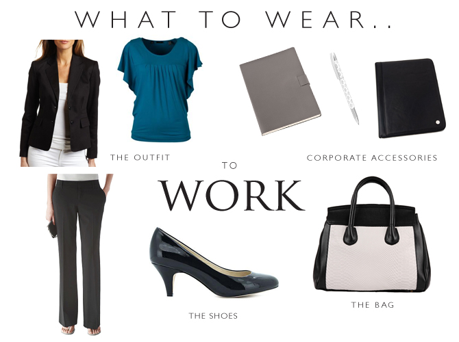 What To Wear Work