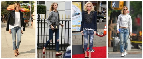 Image source from Left to Right: Olivia Palermo,