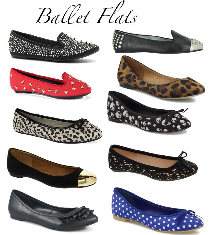 Women's Shoes Ballet Flats