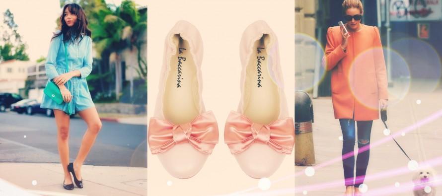 Ballettonet Stylish Ballet Flats