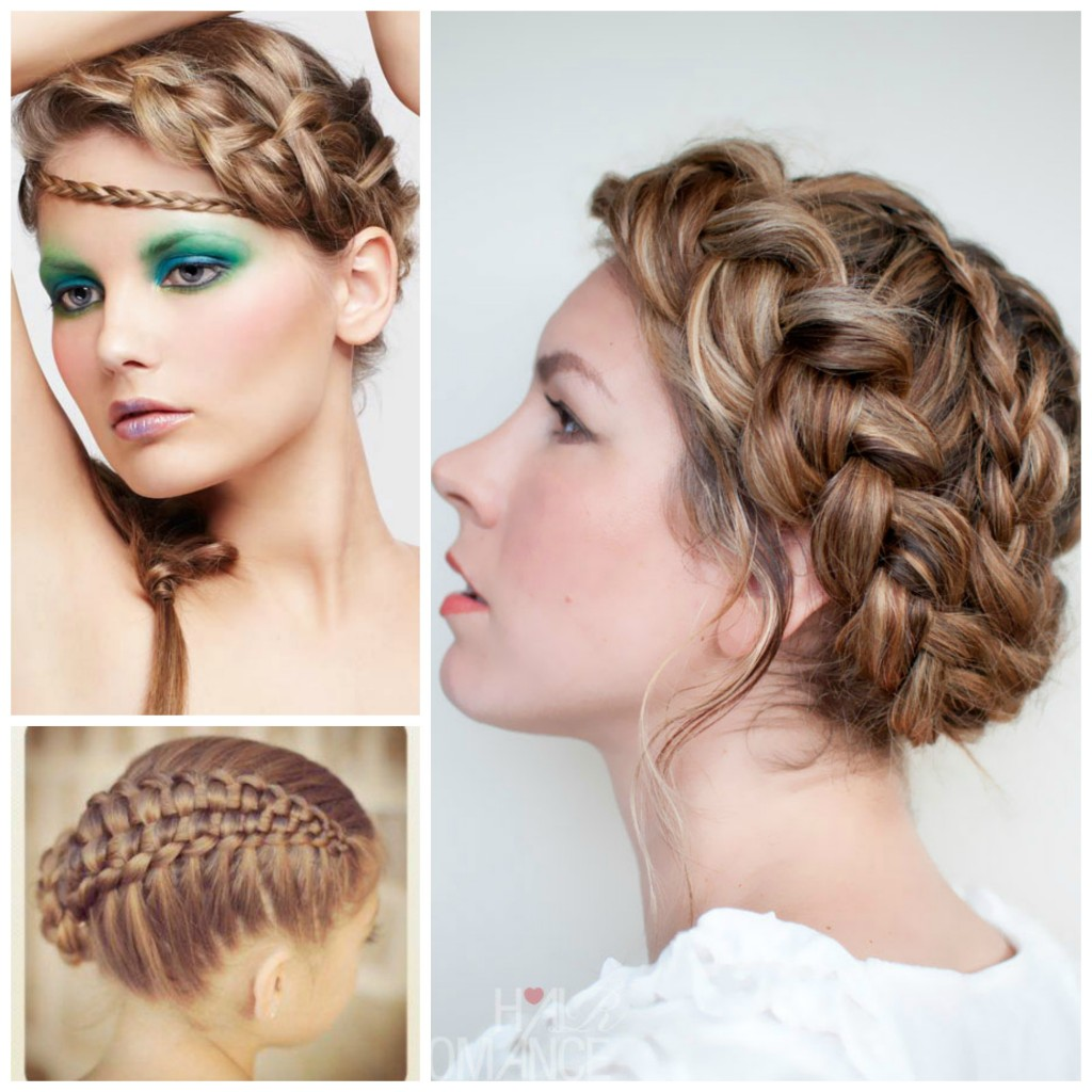 Images courtesy of belleandchic.com, hairstylestalkers.com and pinterest.com