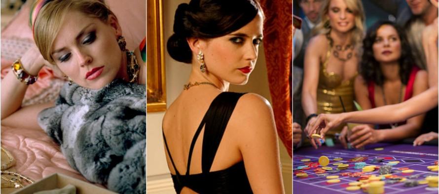 Casino Fashion : Channel Glamour