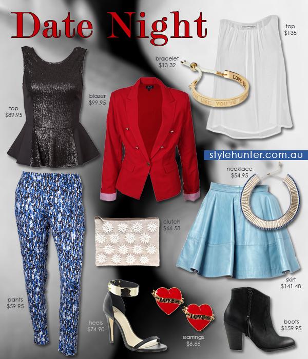 Valentine's Day Date Night Fashion