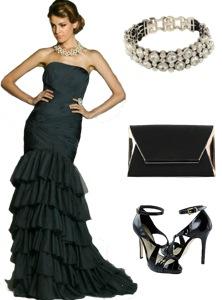 formalwear look