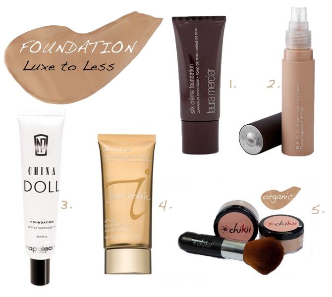Foundation Women's Makeup