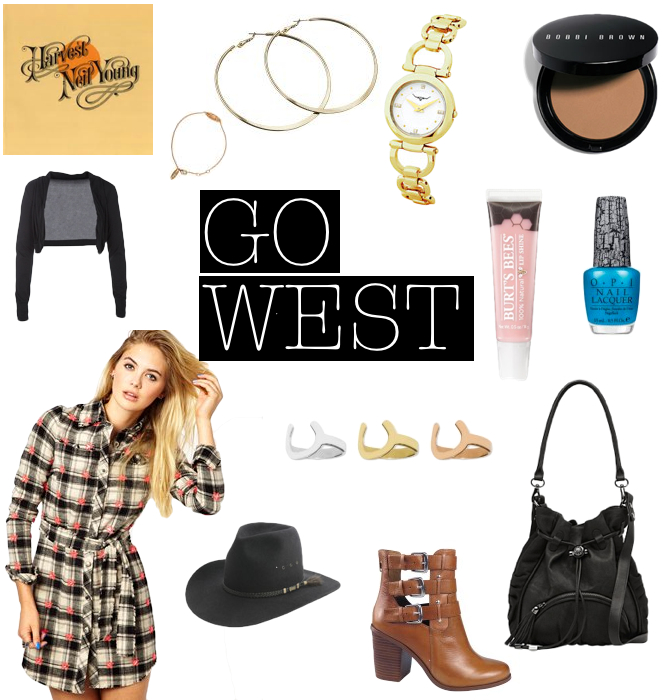 Go West Womens Clothing