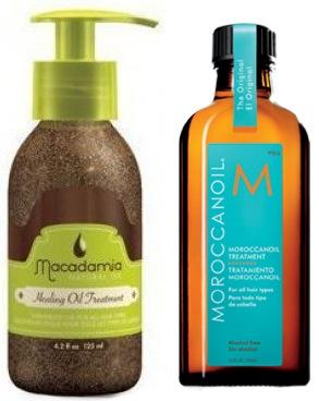 Macadamia Oil Moroccan Oil