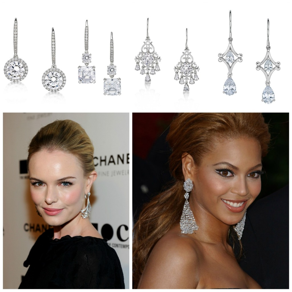 Images courtesy of Getty Images and jewelsdujour.com. Earrings from Shhh Secrets.