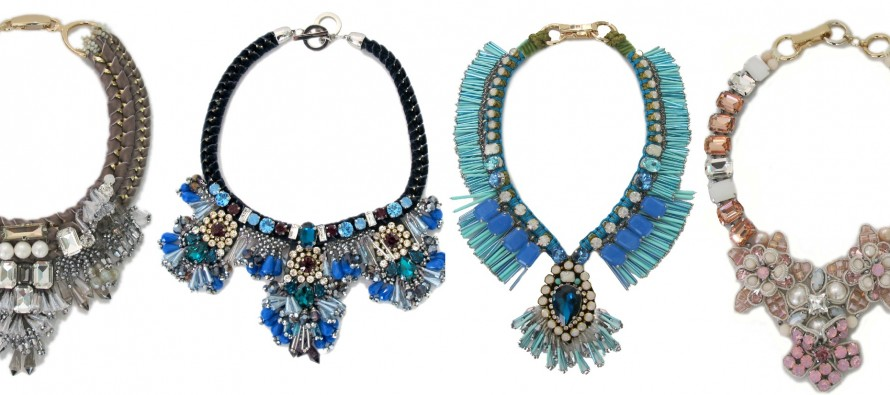 Latest Statement Necklaces from IZOA