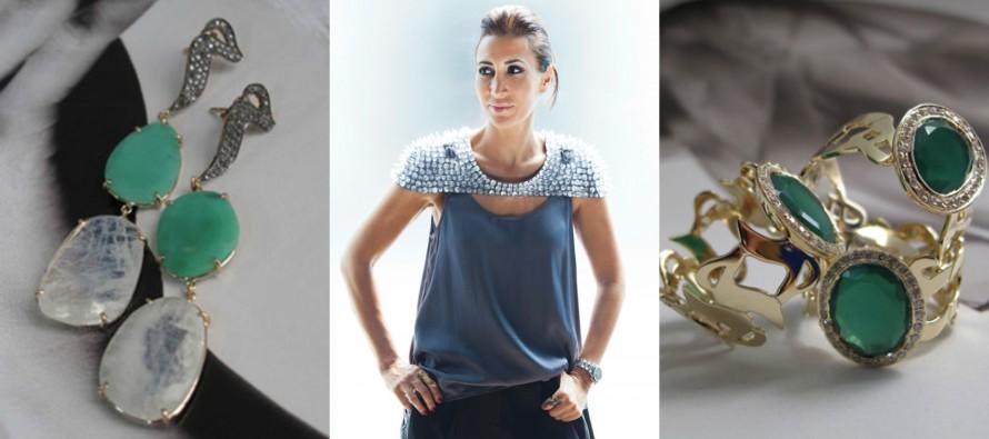Nadine Kanso – fusing jewellery with identity