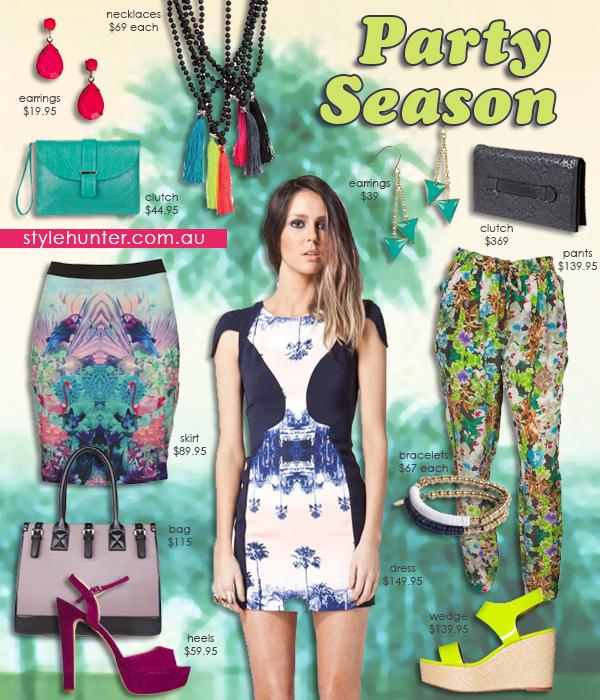 Party Season women's clothing