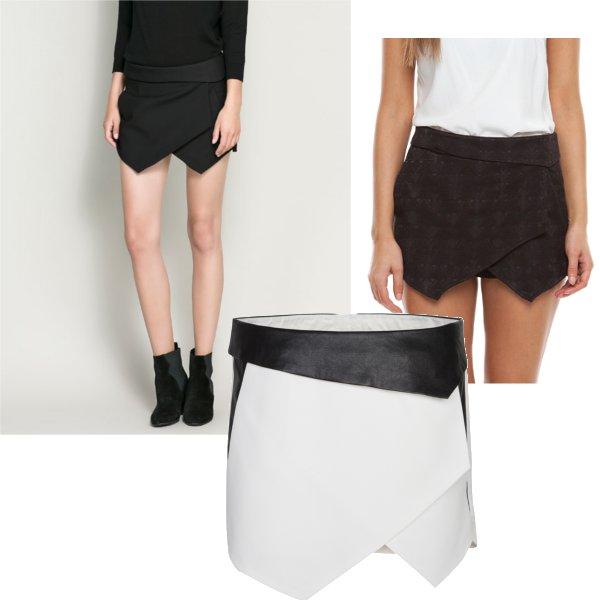 skorts skirt shorts 90s fashion comeback