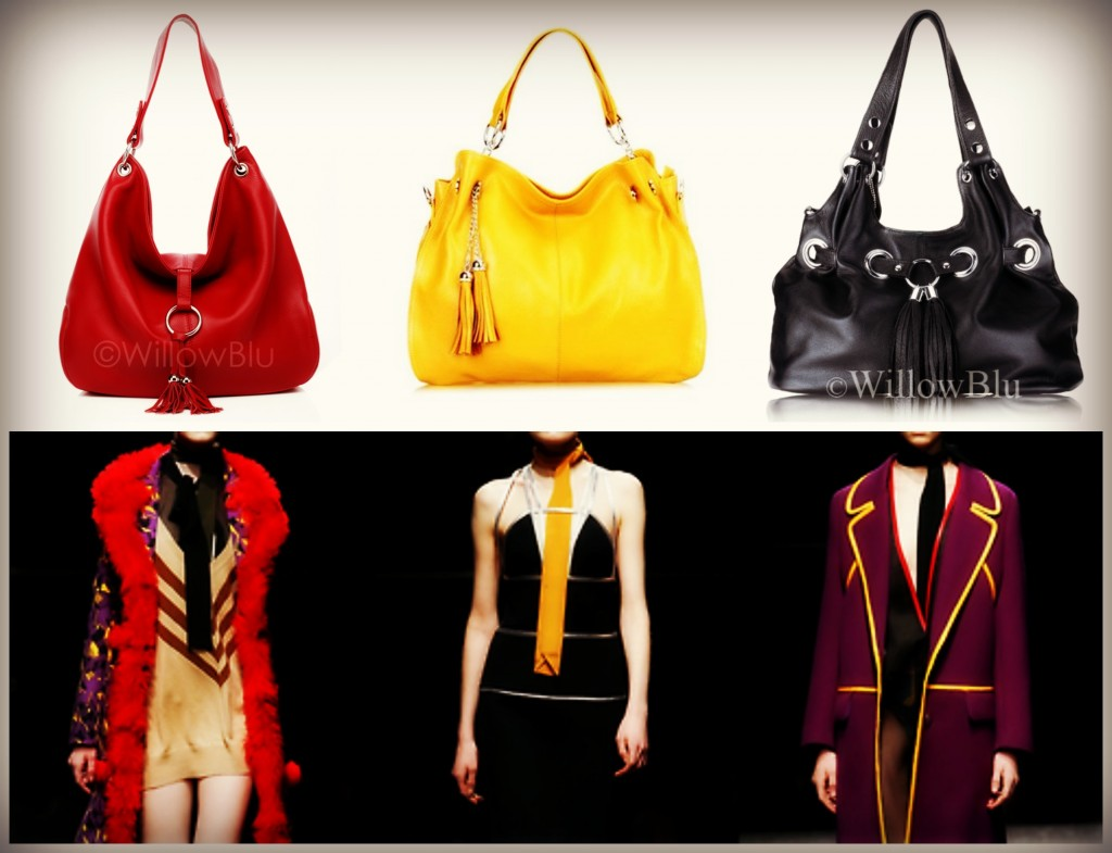 All bags from Willow Blue. Images courtesy of
