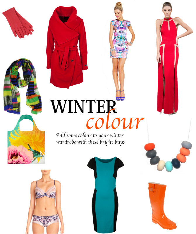 Womens clothing winter color